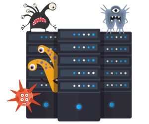 Old server technology problems